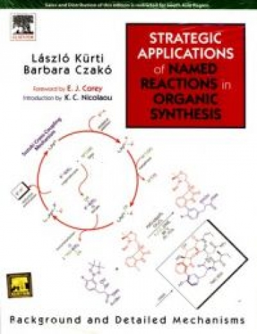 Book Review: Strategic applications of named reactions in organic synthesis