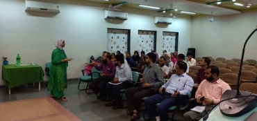 "Web training session on ""URKUND"""